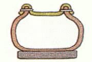 ヘビモカ縫い