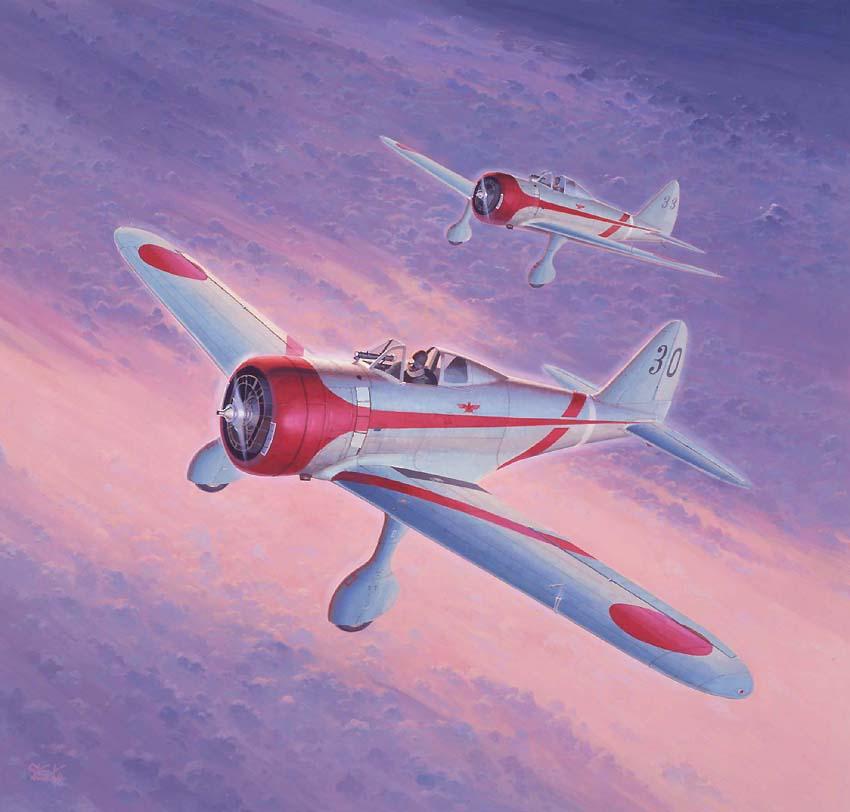 九七式戦闘機の画像 p1_38