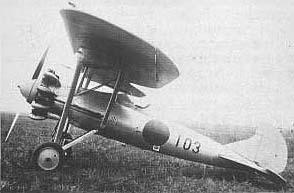 Nakajima Type91 Fighter
