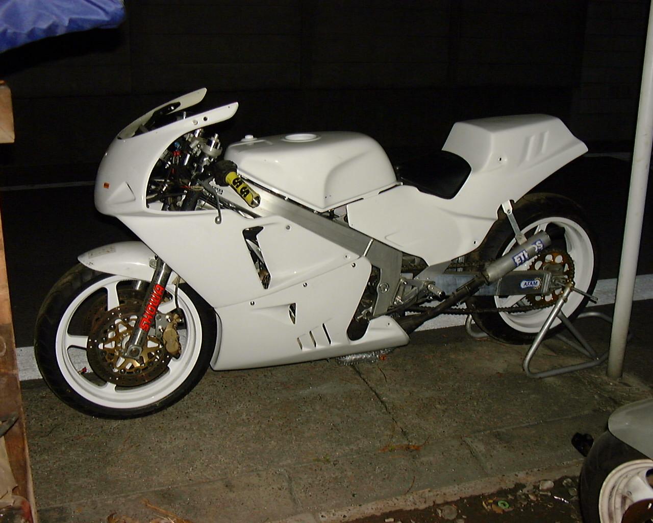 82 Honda ȵ�カブ C50