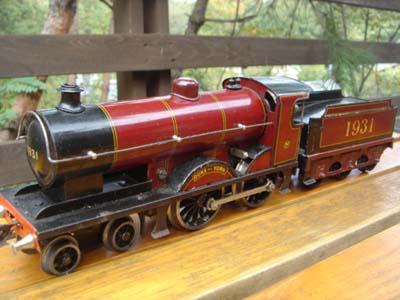 Lionel polar express g-gauge train set accessories, o gauge