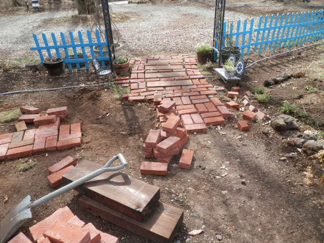 bricks used for construction