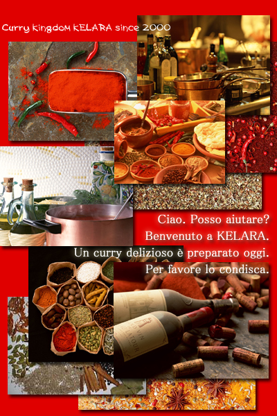 Original Curry Studio KELARA since 2000