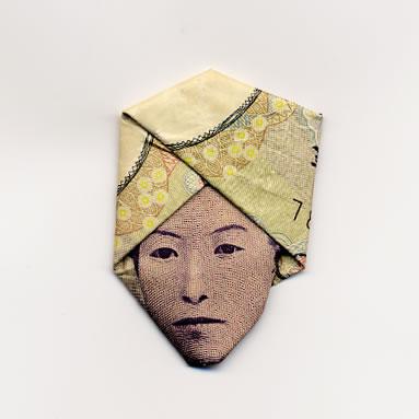 ハート 折り紙:お金 折り紙-matome.naver.jp