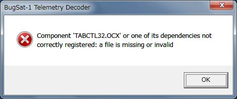 mscomm32 ocx windows10 64bit