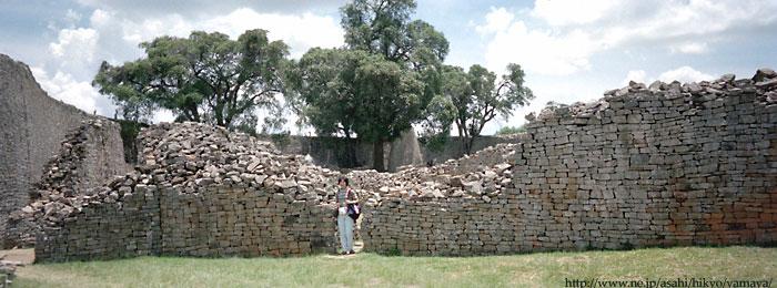 グレート・ジンバブエ遺跡の画像 p1_9