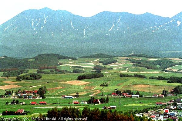 北西の丘展望台から 北西の丘展望台から 北西の丘展望台から 北西の丘展望台から