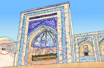 イスラム建築の名前