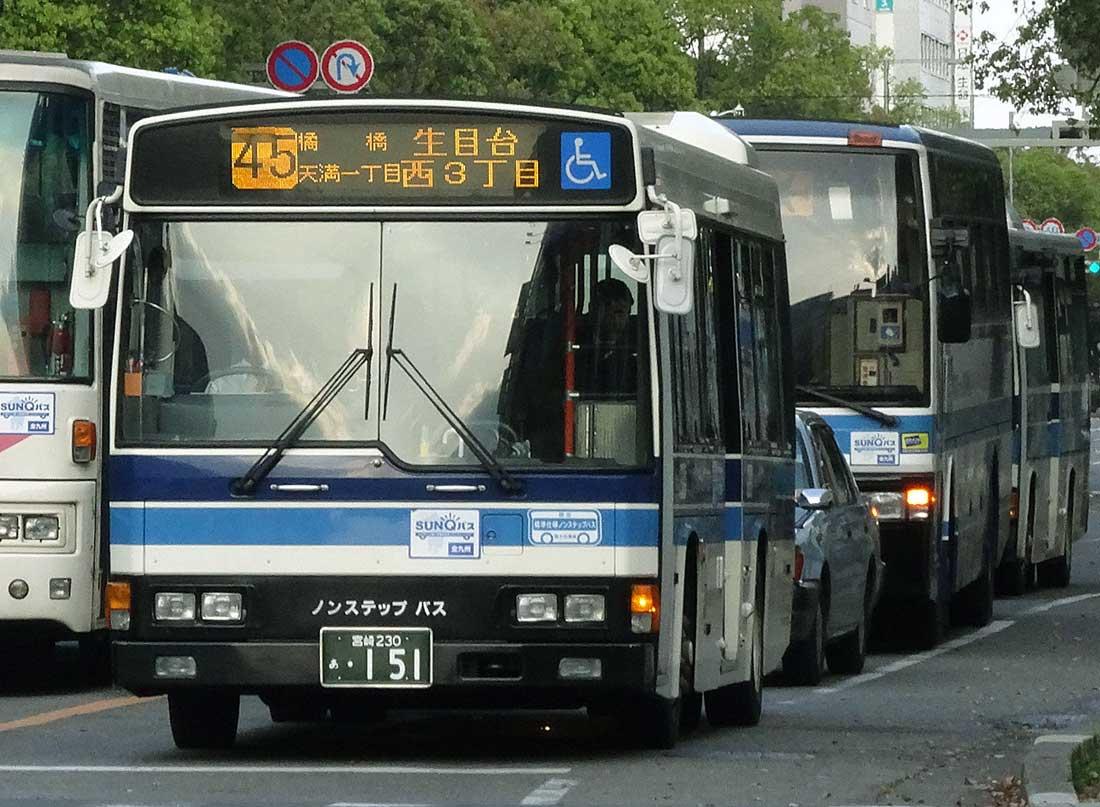 交通 バス 宮崎 路線