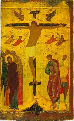 The Crucifixion キリストの磔刑 キリストの磔刑 キリスト教において、十字架上のイ