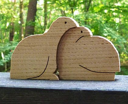 Wood Critters :: - Online Store for Animal Wood Carving & Prints