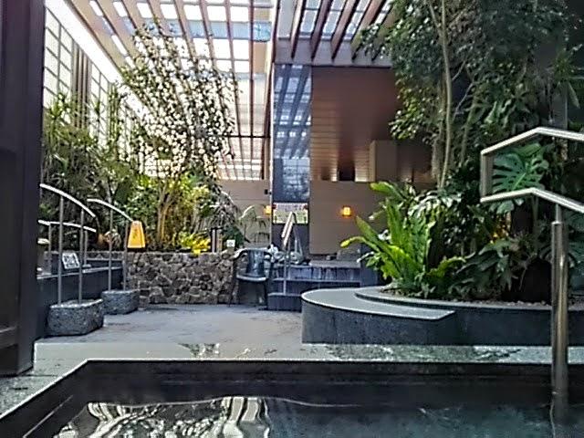 草加 の 竜泉 寺 湯