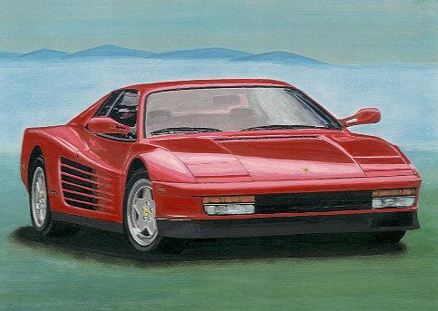 フェラーリ・テスタロッサの画像 p1_7