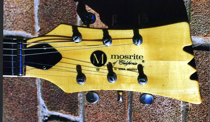 Dating mosrite guitars
