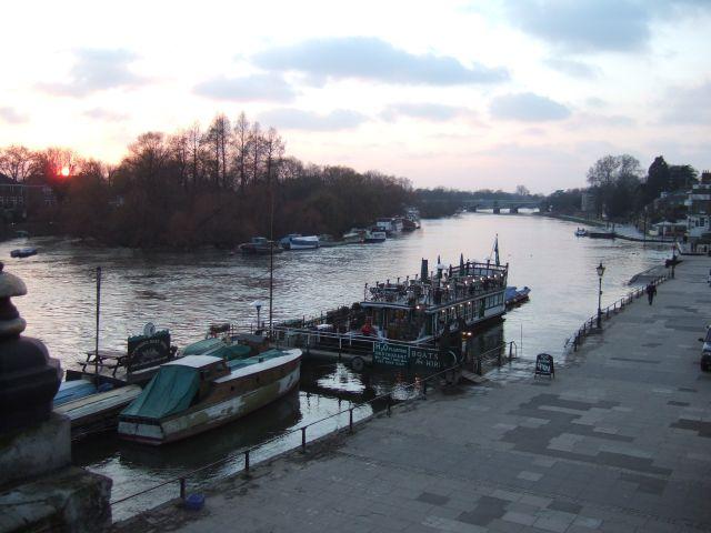 Thames in RIchmond