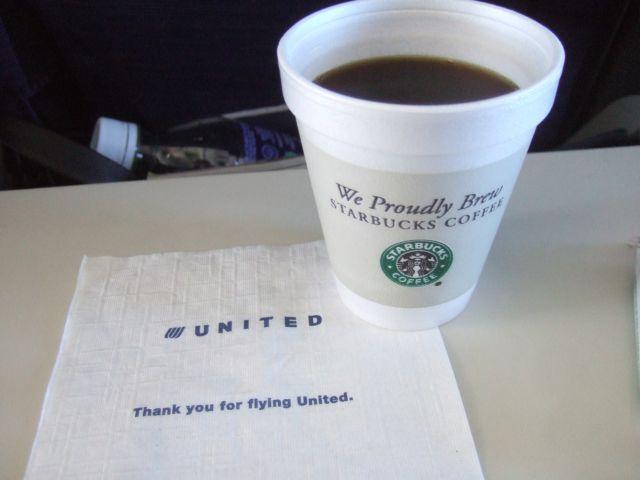 Starbucks in UA