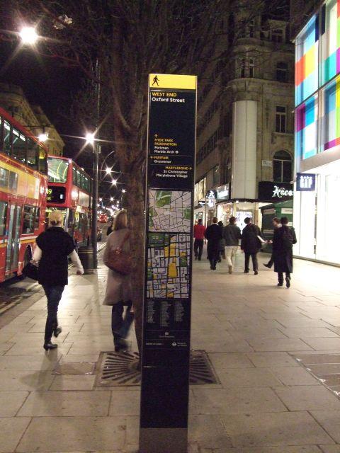 London street guide