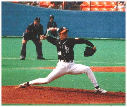 Fukuoka Daiei Hawks Stadium ~田之上慶三郎~