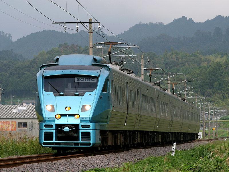 鉄道写真集・JR九州(特急型車両...