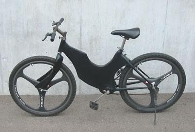 ... 作品集-自転車のフレーム製作