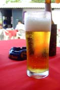 冷えたビールが最高:クリックで拡大