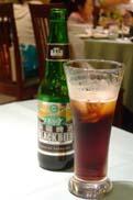 新疆黒ビール:クリックで拡大