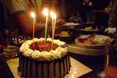 バースデーケーキ:クリックで拡大