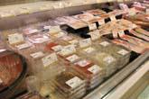 海産珍味は垂涎の品:クリックで拡大