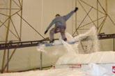 銀七星室内滑雪場