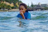 海の少女たち