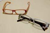 メガネ2種:クリックで拡大