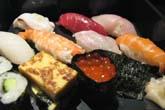 寿司盛り:クリックで拡大