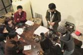 野村コーヒー教室:クリックで拡大