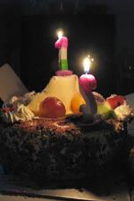 ケーキ:クリックで拡大