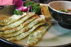 雲南野菜餅 40RMB:クリックで拡大