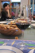 ワインを楽しむ会:クリックで拡大