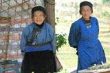 老漢族の老婆たち:クリックで拡大