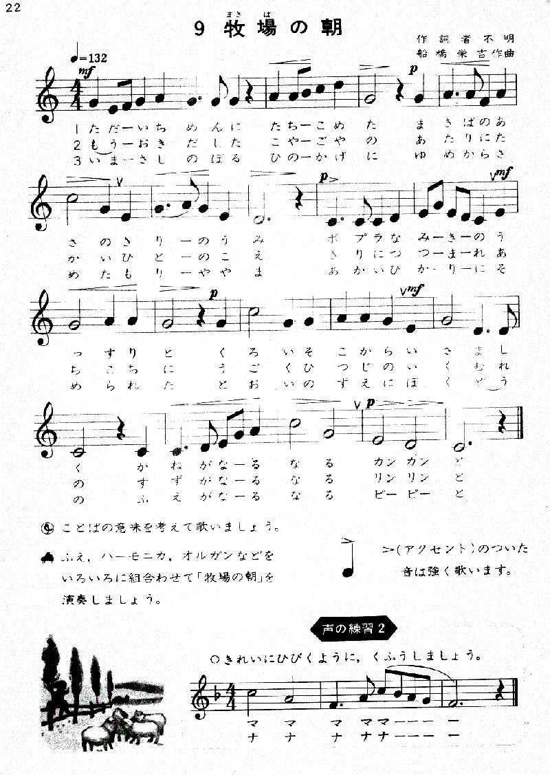 歌 童謡 春の