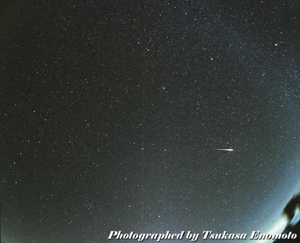 1998年11月18日午前4時ころの出現した大火球