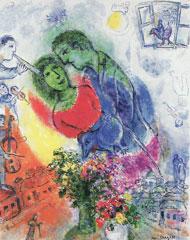 緑・赤・青の恋人たち