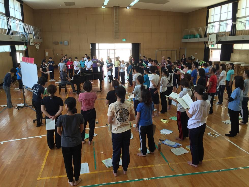 大阪音楽教育の会10月例会