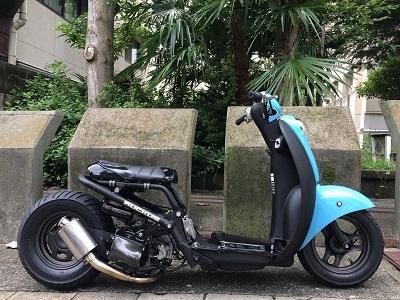 Ypmotorcycle 神戸市兵庫区のバイク屋 4mini・スクーター