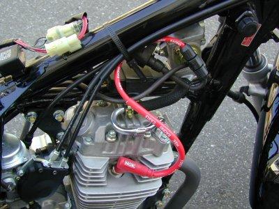 コード バイク プラグ